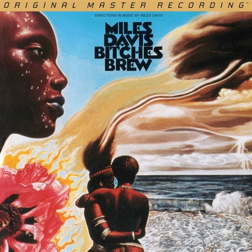 Miles Davis - Bitches Brew (MFSL  2014 long out of print Sealed)