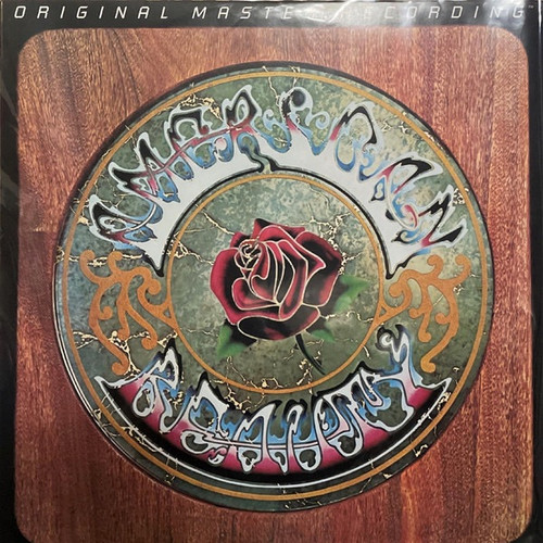 The Grateful Dead - American Beauty ( Out of Print MoFi Sealed)