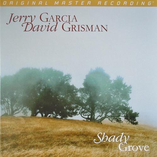 Jerry Garcia David Grismam - Shady Grove (Out of Print MoFI Sealed)