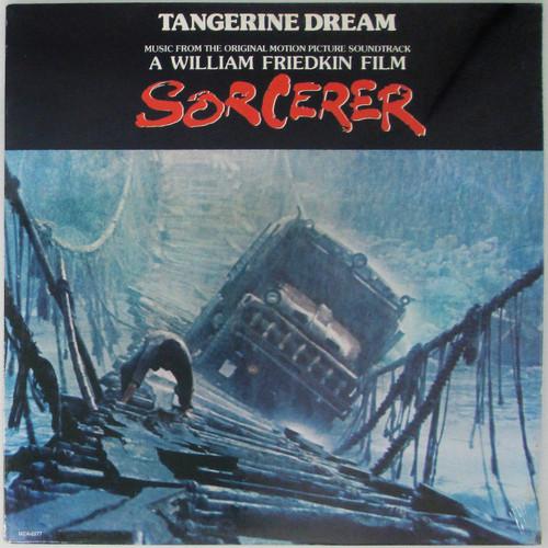 Tangerine Dream – Sorcerer (Sealed original)