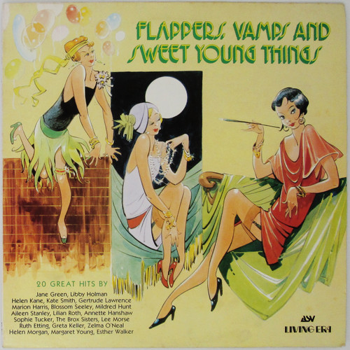 Various – Flappers, Vamps And Sweet Young Things