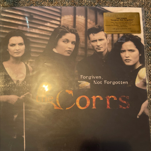 The Corrs - Forgiven, Not Forgotten (MOV)