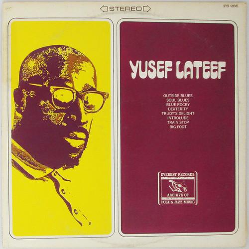 Yusef Lateef – Yusef Lateef