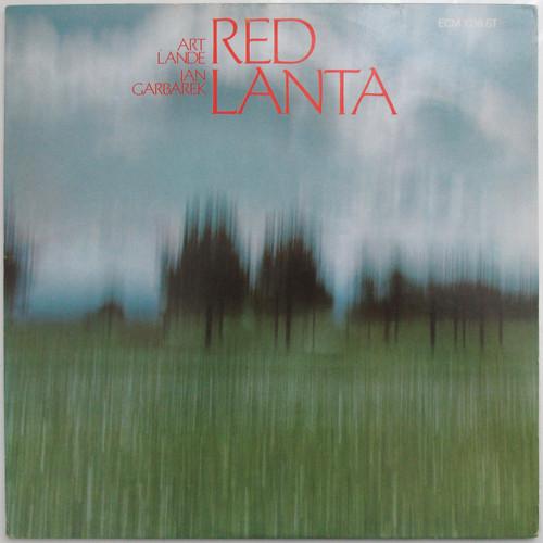 Art Lande, Jan Garbarek – Red Lanta