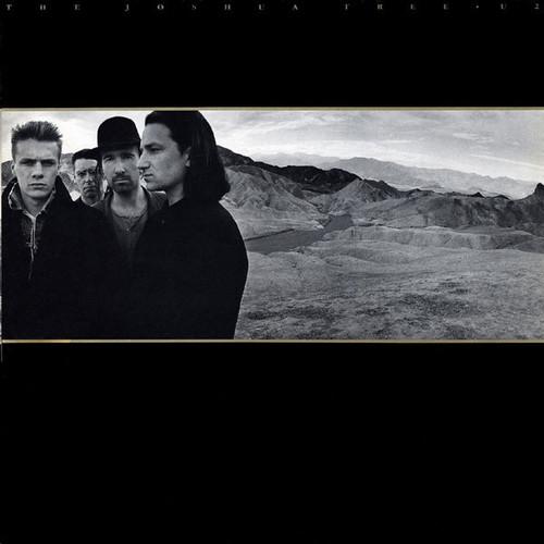 U2 - The Joshua Tree ( Clean used copy)
