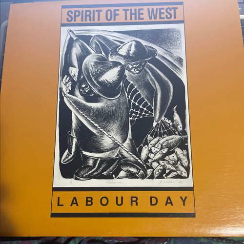 Spirit Of The West - Labour Day (NM/NM)
