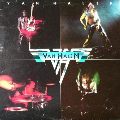 Van Halen - Van Halen (VG+/VG+)