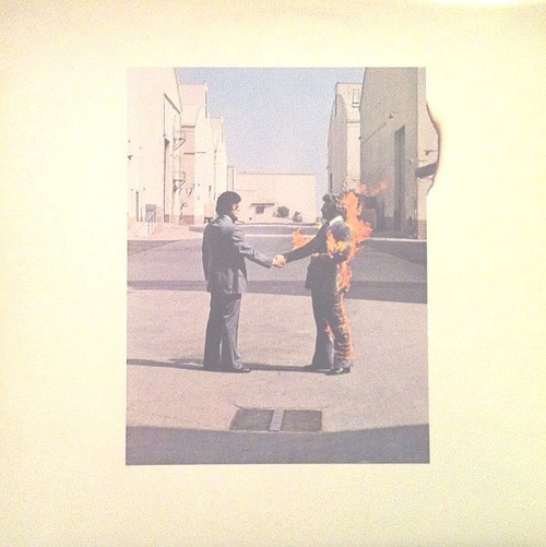 Pink Floyd - Wish You Were Here (1975 Canadian pressing)