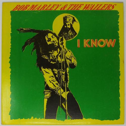 "Bob Marley and the Wailers - I Know 12"""
