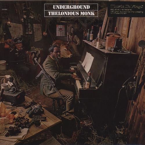 Thelonious Monk - Underground (2013 Music on Vinyl Reissue)