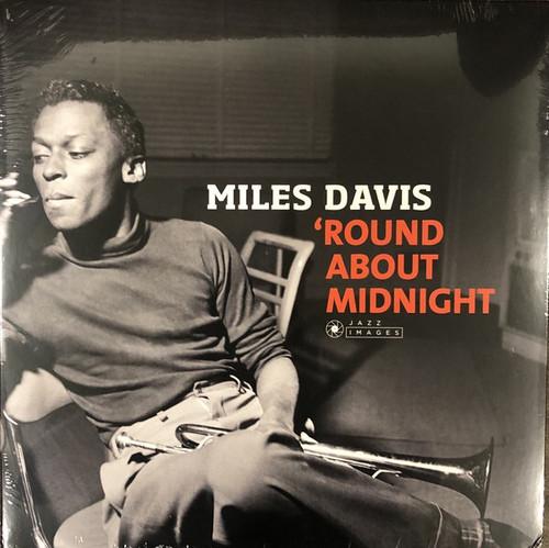 Miles Davis - 'Round About Midnight (2020 Jazz Images Reissue)