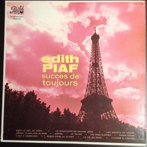 Edith Piaf - Succes De Toujours