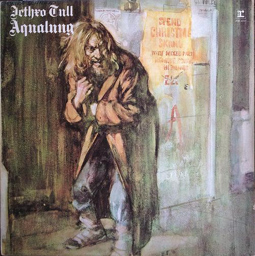 Jethro Tull - Aqualung (gatefold)