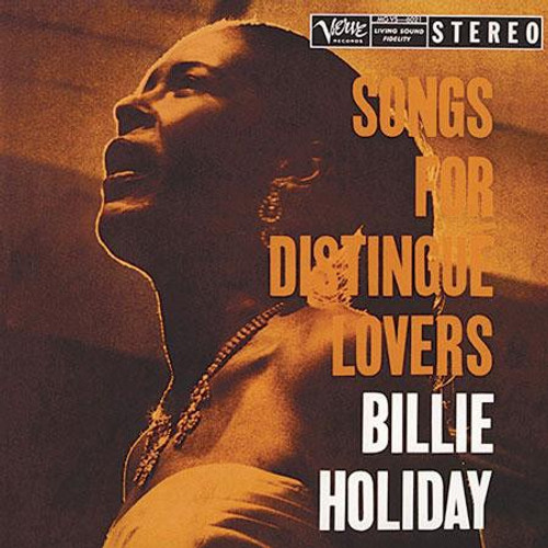 Billie Holiday - Songs For Distingué Lovers (200g 45 rpm Analogue Productions)