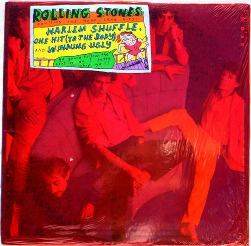 Rolling Stones - Dirty Work (US)