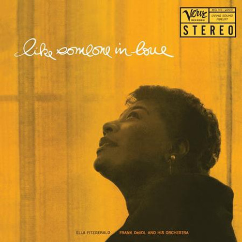 Ella Fitzgerald - Like Someone In Love (200g 45 RPM Analogue Productions)