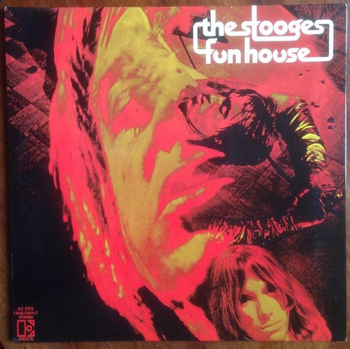 The Stooges - Fun House (1971 France NM/ NM )