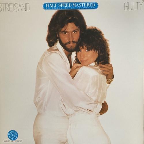 Barbra Streisand - Guilty (US Half-Speed Mastered)