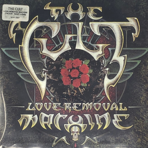 """The Cult - Love Removal Machine (7"""" Single)"""