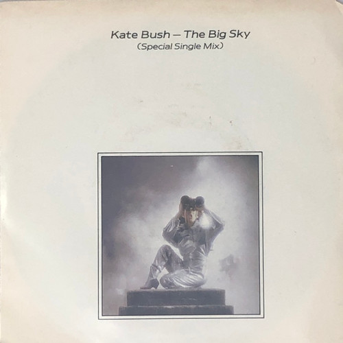 "Kate Bush - The Big Sky (7"" Special Single Mix)"