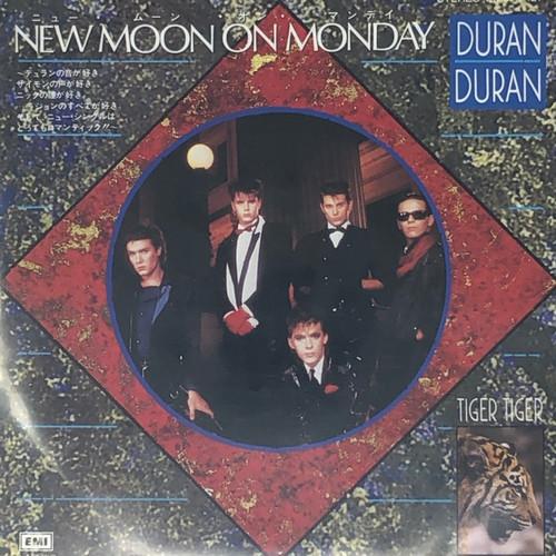 """Duran Duran - New Moon On Monday (Japanese 7"""" Single)"""