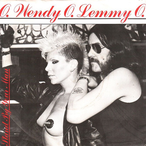 """Wendy O. Williams / Lemmy - Stand By Your Man (UK 7"""" Single VG)"""