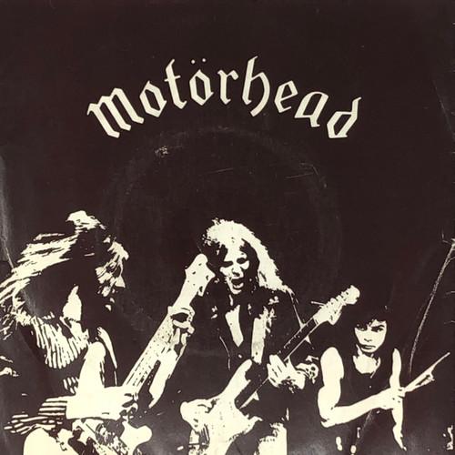 "Motörhead - Beer Drinkers & Hell Raisers (UK 7"" EP - See Description)"