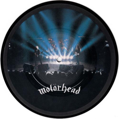 "Motörhead - Motorhead (UK 7"" Picture Disc Single)"