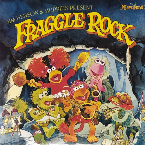 The Muppets - Fraggile Rock (Promotional Pressing)
