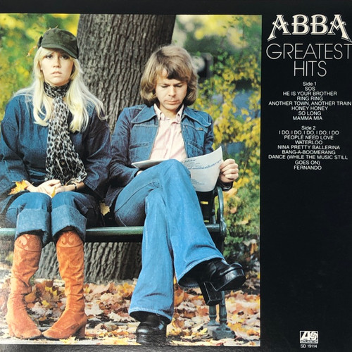 ABBA - Greatest Hits (US Press NM)