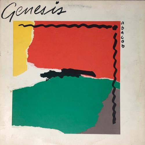 Genesis - Abacab (UK Pressing AS IS - See Description)