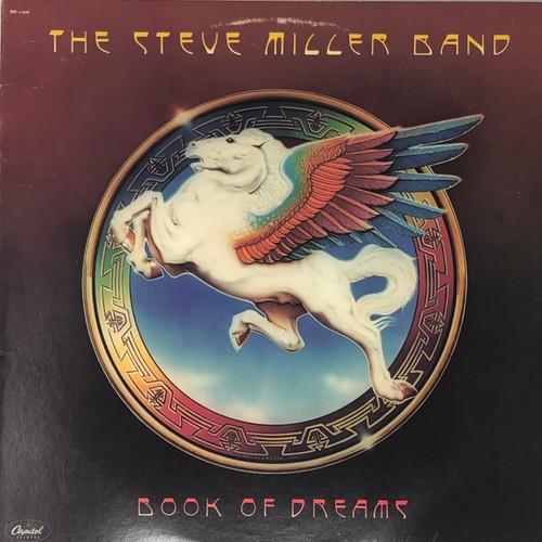 Steve Miller Band - Book of Dreams (VG/VG)