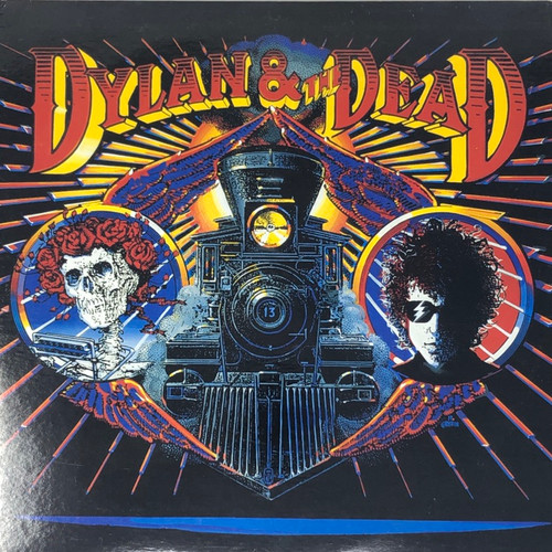 Bob Dylan / The Grateful Dead - Dylan & The Dead (1989 1st Canadian Pressing)