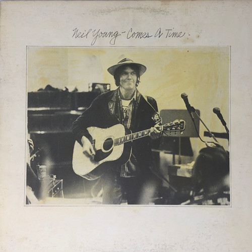 Neil Young - Comes a Time (AS IS - See Description)