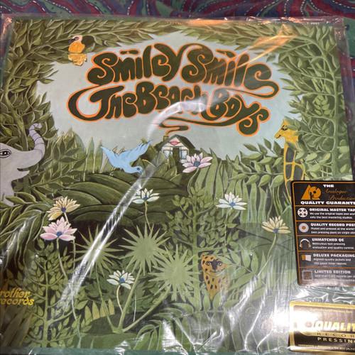 The Beach Boys - Smiley Smile (Analogue Productions MONO 200g)