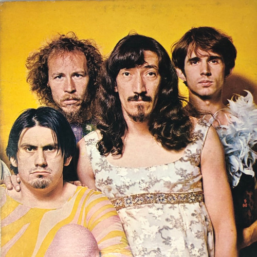 The Mothers of Invention - We're Only In It For The Money (1st Canadian Stereo -VG/-VG)