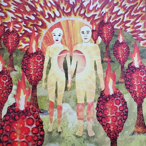 Of Montreal - The Sunlandic Twins (red/orange vinyl)