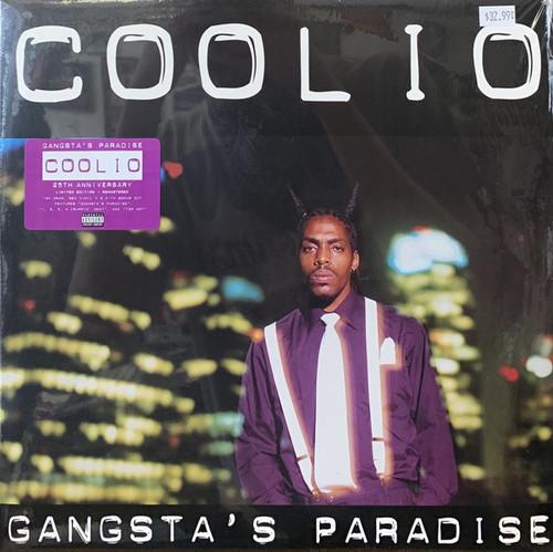 Coolio - Gangsta's Paradise (deluxe red vinyl)