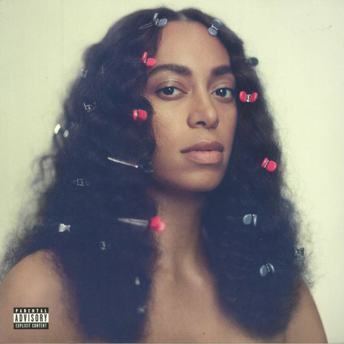 Solange - A Seat At The Table (red vinyl)