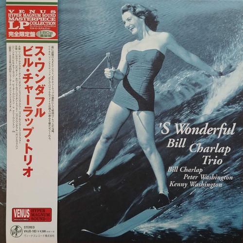 Bill Charlap Trio - 'S Wonderful (Venus Japanese Import)