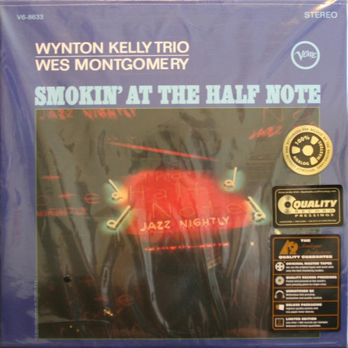 Wynton Kelly Trio - Smokin' At The Half Note (45Rpm Analogue Productions)