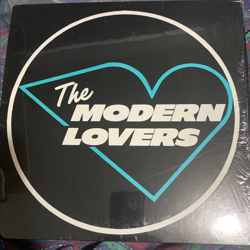 The Modern Lovers - The Modern Lovers (Incredible 1976 Pressing)