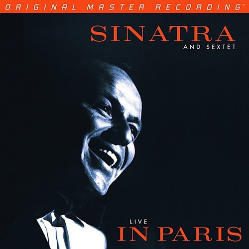 Frank Sinatra And Sextet - Live In Paris ( Out of Print MoFi)