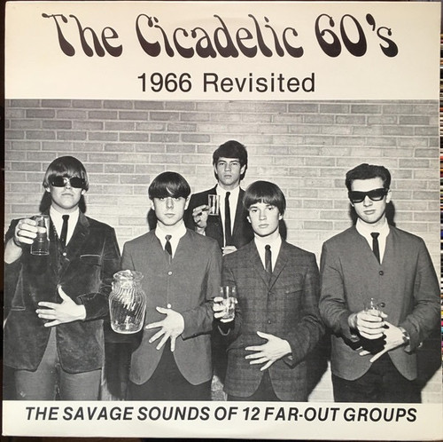 Various - The Cicadelic 60's (Vol. 5) - 1966 Revisited