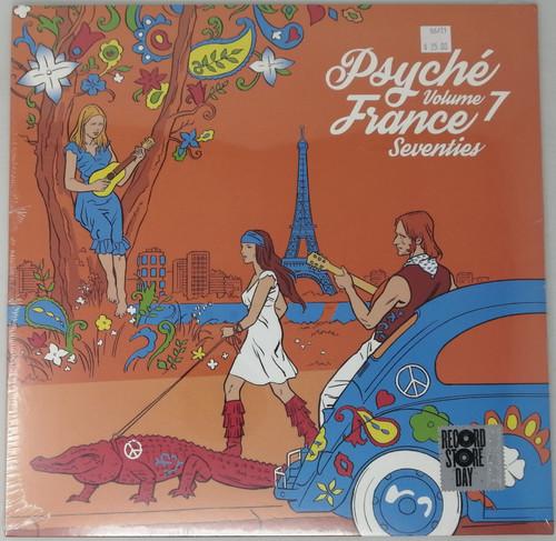 RSD2021 - Various Artists - Psyche France: Volume 7 (1 per customer)