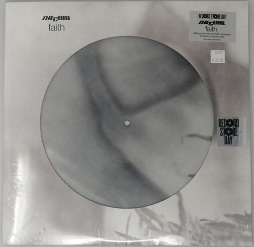 RSD2021 - The Cure - Faith (picture disc) (1 per customer)