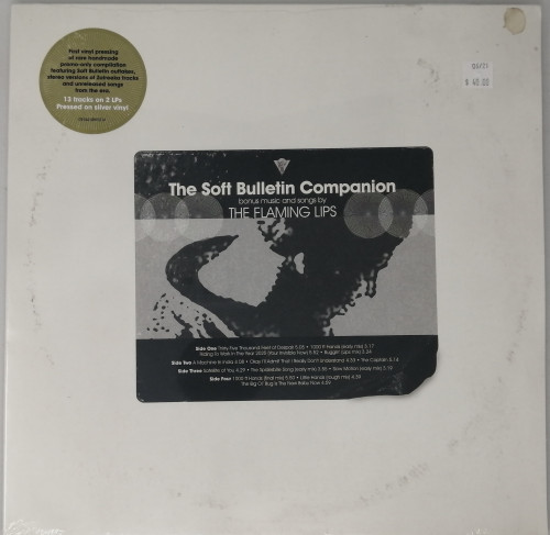 RSD2021 - The Flaming Lips - The Soft Bulletin Companion (1 per customer)
