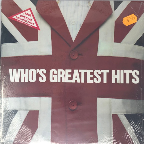 The Who - Who's Greatest Hits (Open Shrink)