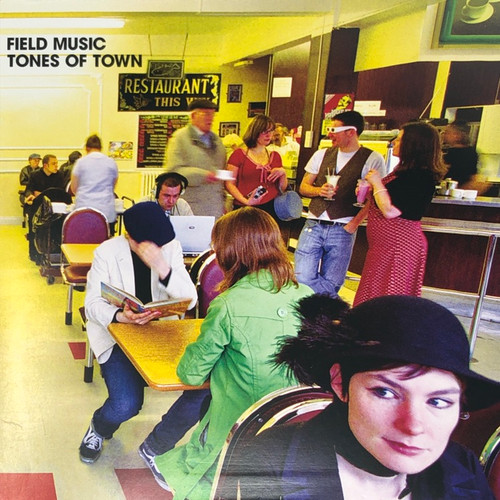 Field Music - Tones of Town (Limited Edition Yellow Vinyl)