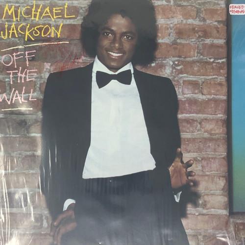 Michael Jackson - Off The Wall (Original SEALED Pressing)